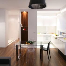 кухня ниша фото варианты