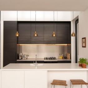 кухня ниша идеи интерьера