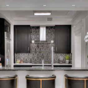 кухня ниша интерьер