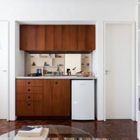 кухня ниша интерьер идеи