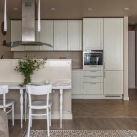 кухня ниша варианты фото
