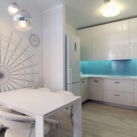 кухня ниша виды дизайна