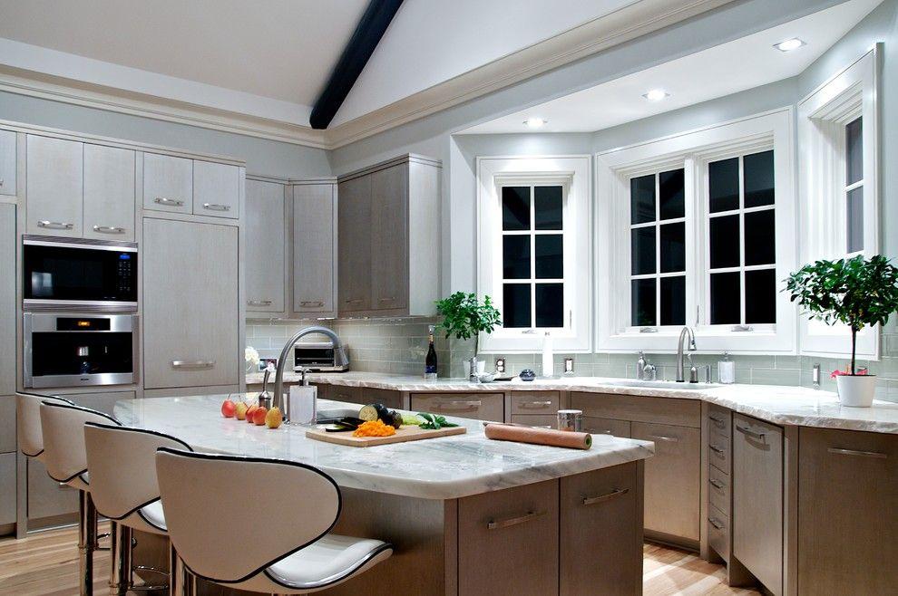 кухня с эркером виды фото