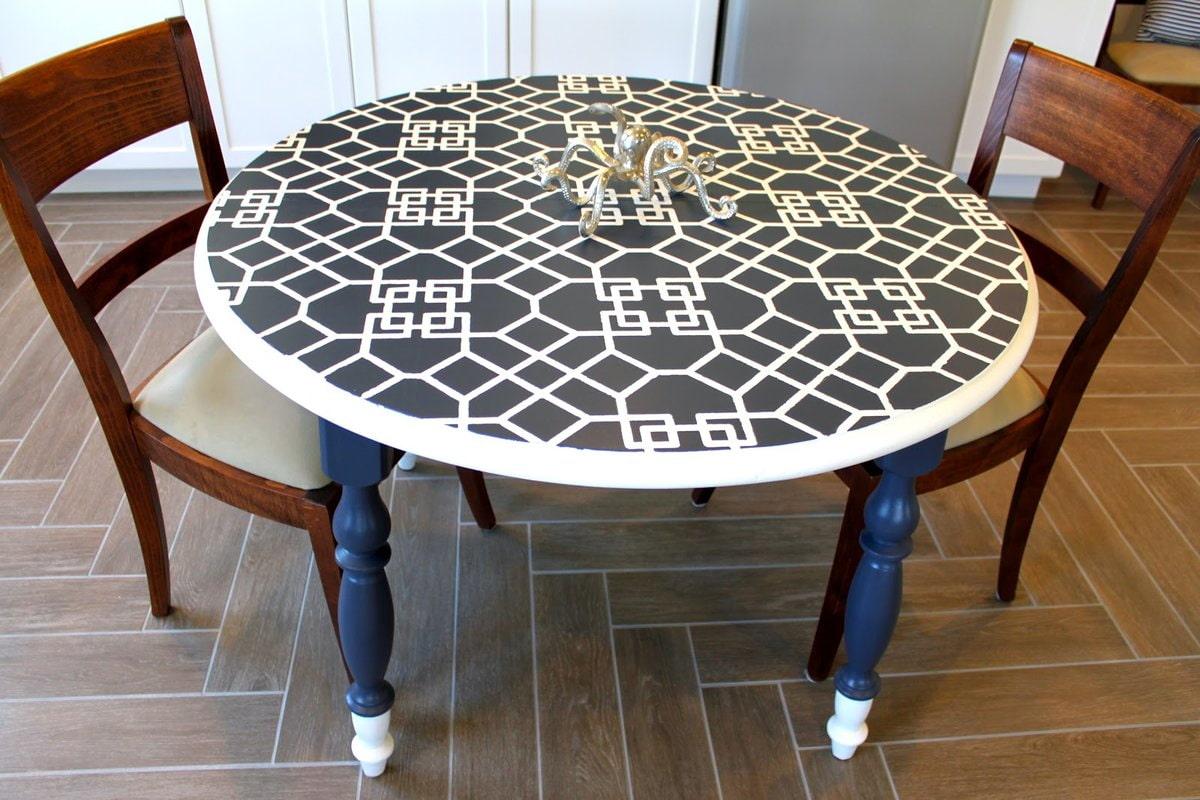 кухня с круглым столом фото дизайн