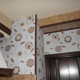 кухня с вентиляционным коробом фото дизайна
