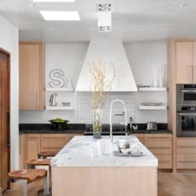 кухня в средиземноморском стиле дизайн фото