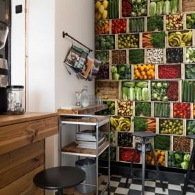 кухня в загородном доме дизайн идеи