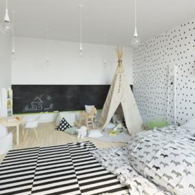 квартира в скандинавском стиле фото идеи