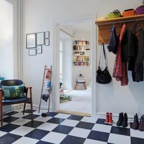 квартира в скандинавском стиле фото оформления