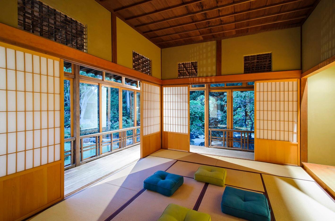 квартира в японском стиле идеи фото