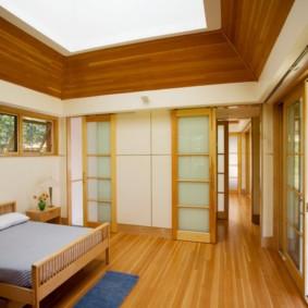 квартира в японском стиле оформление