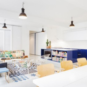 квартира в скандинавском стиле декор фото