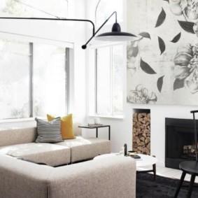 квартира в скандинавском стиле дизайн