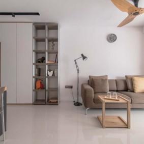 квартира в скандинавском стиле идеи дизайна