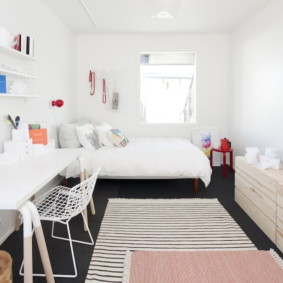 квартира в скандинавском стиле идеи интерьера
