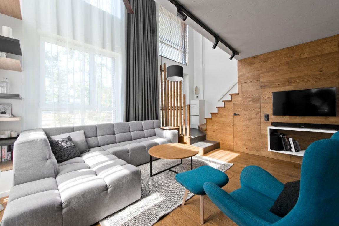 квартира в скандинавском стиле интерьер идеи