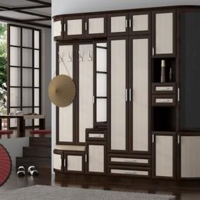 квартира в японском стиле декор идеи