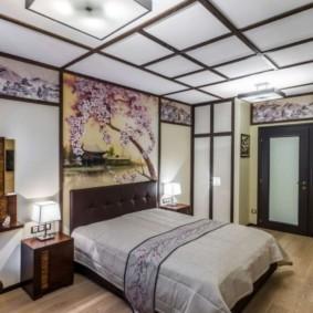 квартира в японском стиле дизайн идеи