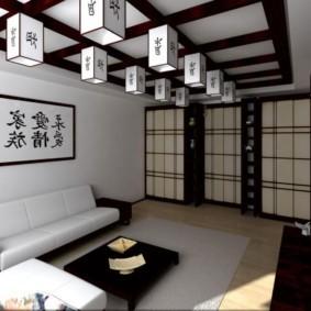 квартира в японском стиле идеи декора