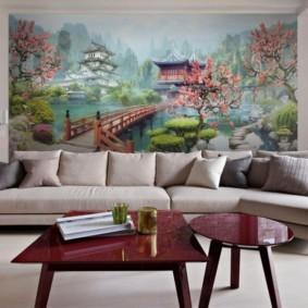 квартира в японском стиле идеи дизайна