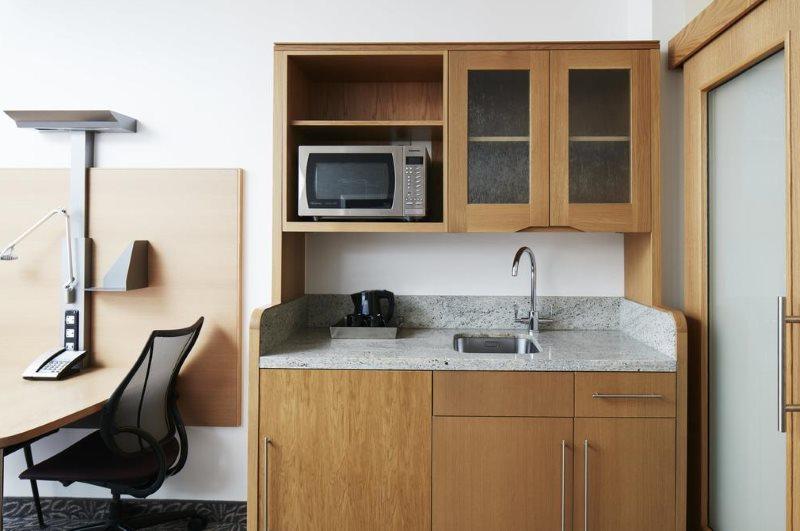 Мини-кухня для офисного использования
