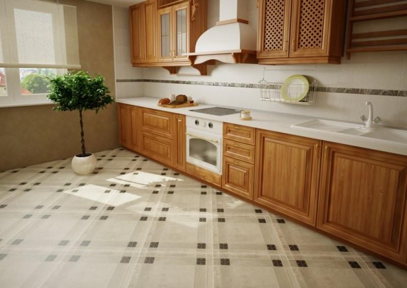 линолеум для кухни дизайн фото