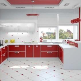 линолеум для кухни виды фото