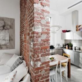 лофт в квартире варианты дизайна