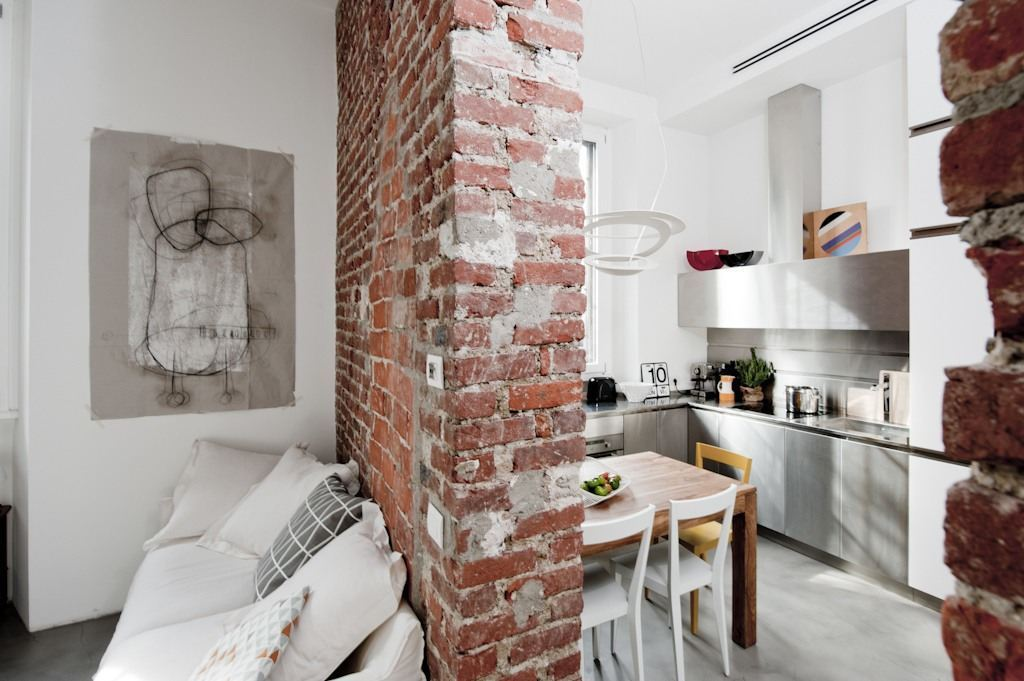 лофт для маленькой квартиры варианты дизайна