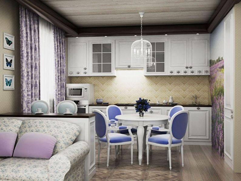 маленькая кухня гостиная идеи фото