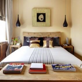 спальня 5 кв м декор