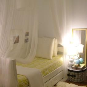 спальня 5 кв м фото декора