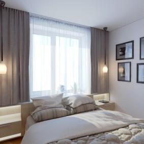 спальня 5 кв м фото вариантов