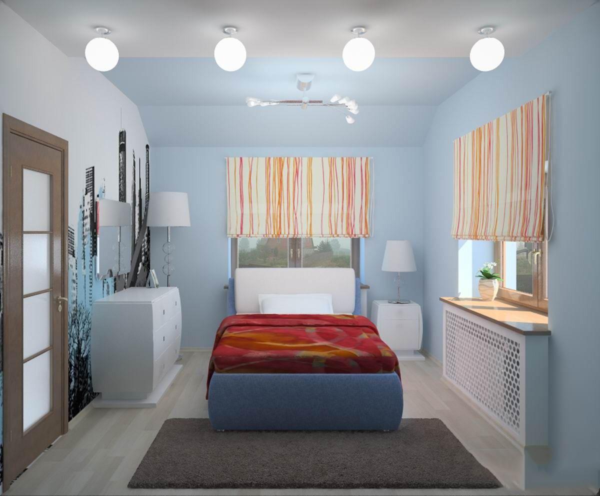 спальня 5 кв м идеи дизайна