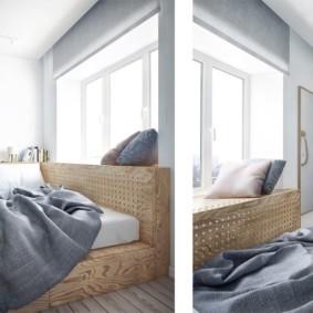 спальня 5 кв м оформление идеи