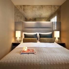 спальня 5 кв м варианты