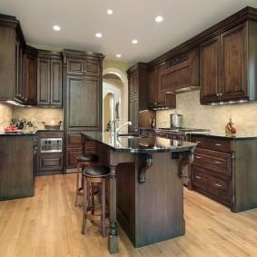 материалы для кухонного гарнитура как выбрать