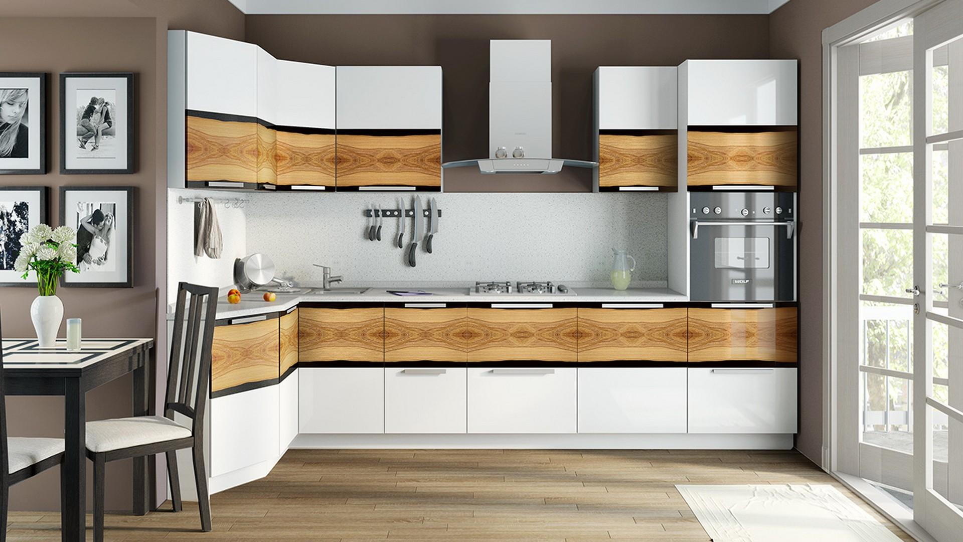 материалы для кухонного гарнитура декор