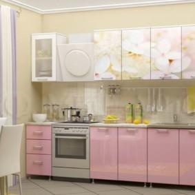 кухня в 2019 году дизайн