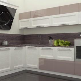 кухня в 2019 году дизайн фото