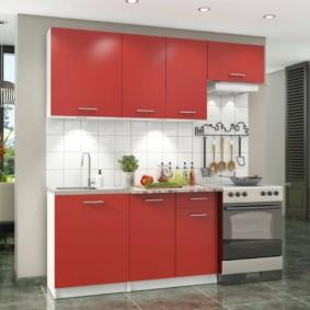 материалы для кухонного гарнитура фото вариантов