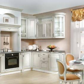 материалы для кухонного гарнитура фото варианты