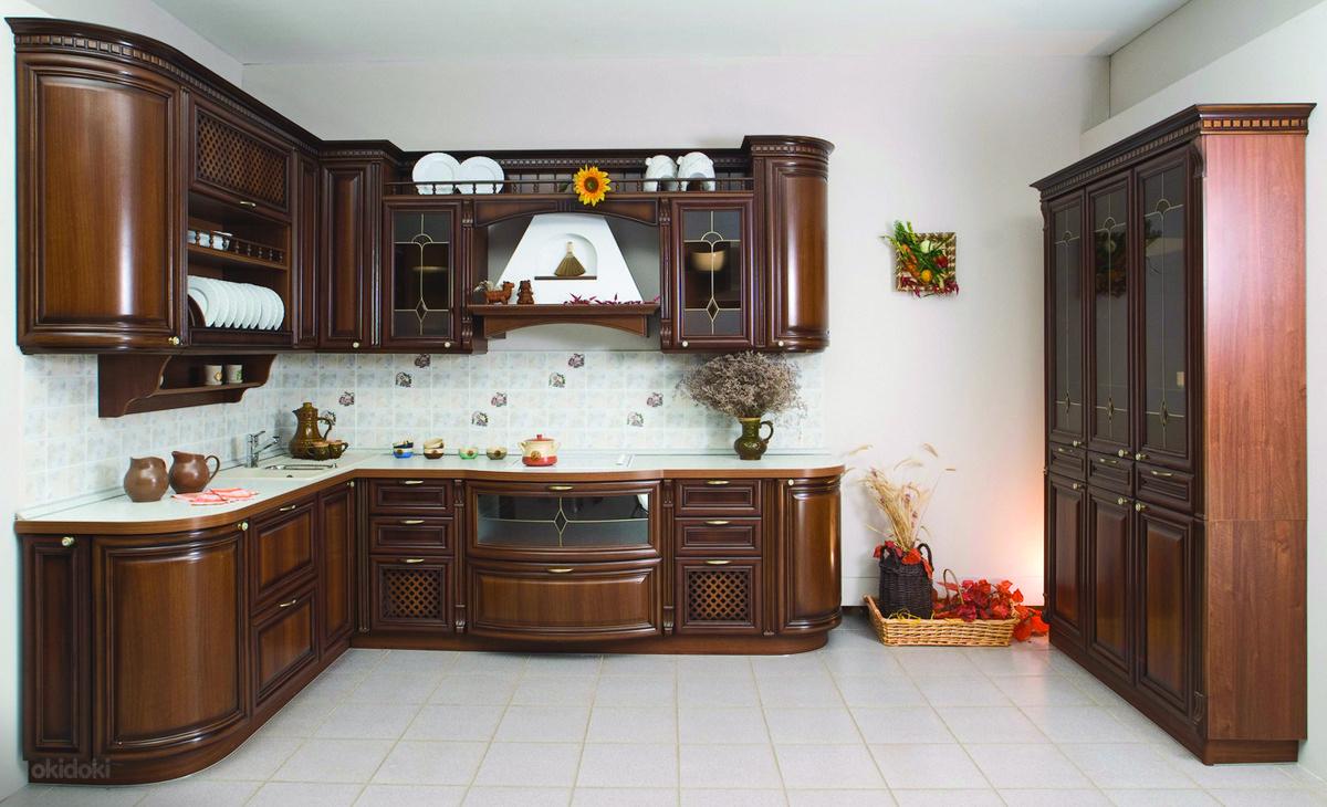 материалы для кухонного гарнитура идеи декор