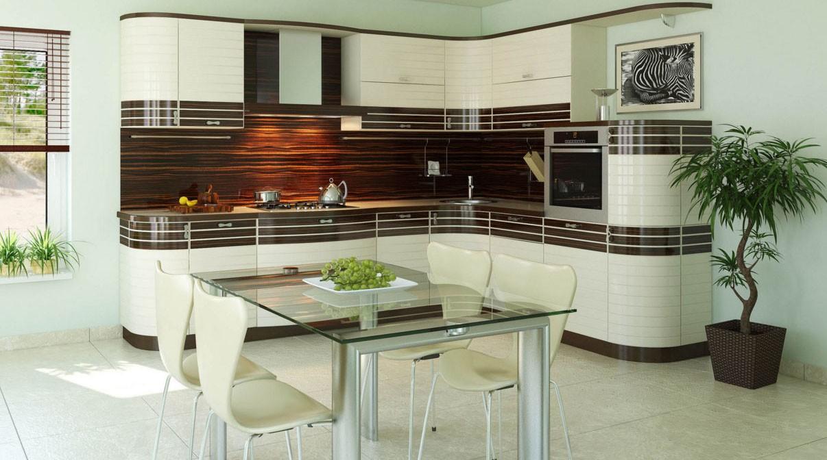 материалы для кухонного гарнитура идеи варианты