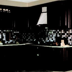 материалы для кухонного гарнитура интерьер фото