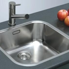 мойка для кухни дизайн фото