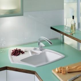 мойка для кухни идеи дизайн
