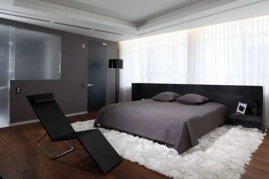 мужская спальня дизайн идеи