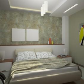 мужская спальня фото интерьера