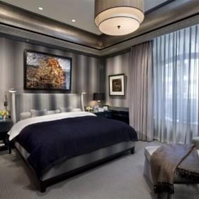мужская спальня фото виды